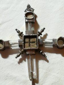 Reliquia del  Lignun Crucis de Santa María de Penamaior
