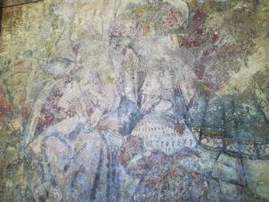 Frescos en San Jorge de Vale